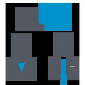Иконка диалога между людьми
