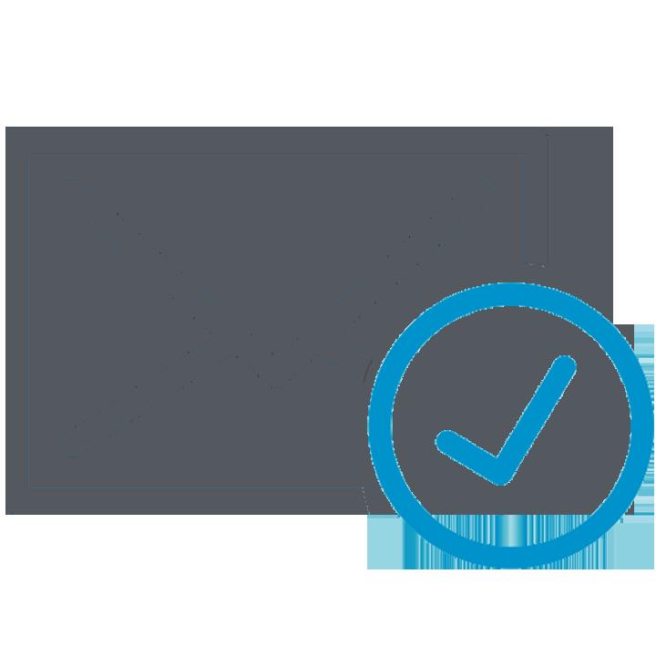 Иконка отправленного письма