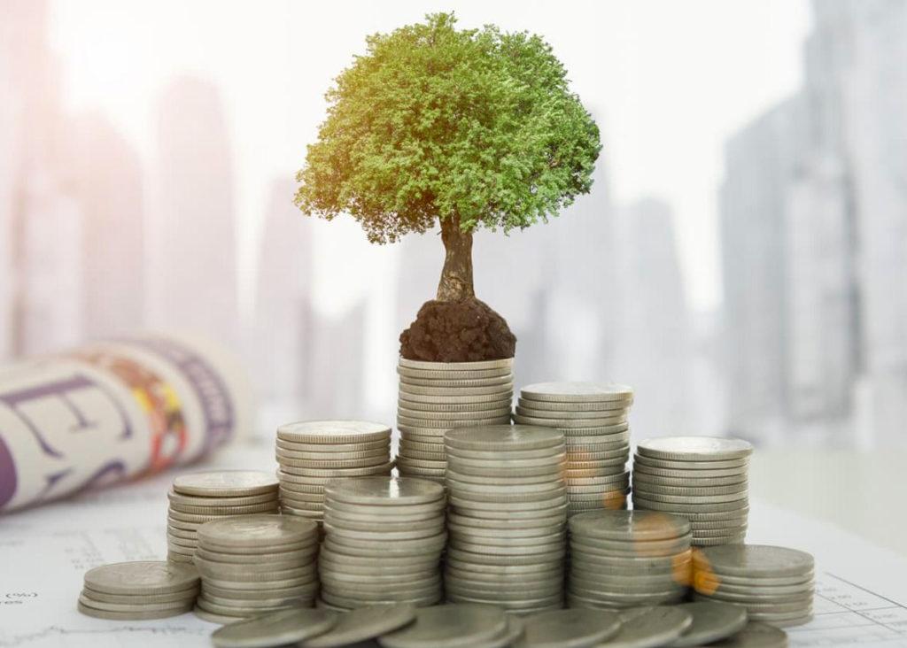 Куча монет для инвестирования